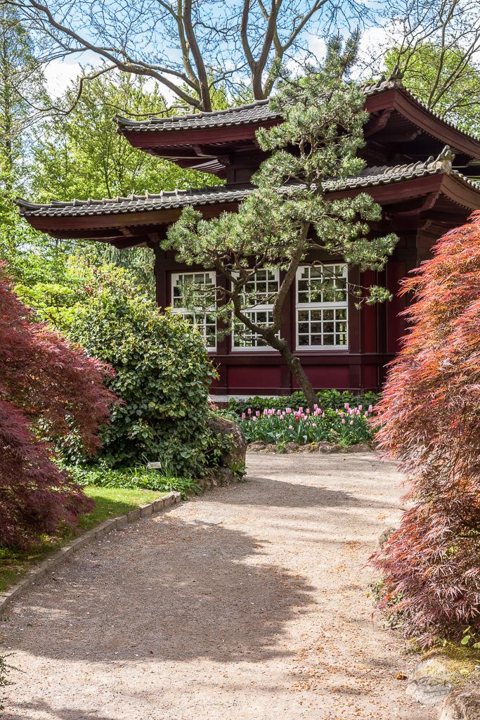 Leverkusen - jan. Garten